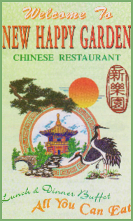 New Happy Garden Chinese Restaurant-Logo