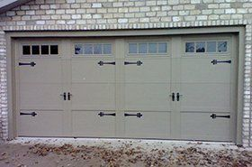 central overhead door llc garage door bonduel wi