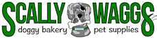 Scally Waggs Doggy Bakery & Pet Supplies - Logo