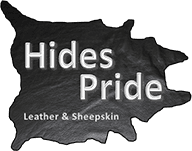 Hides Pride Leather & Sheepskin - Logo