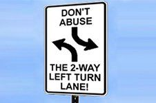 Driving Signs