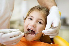 Pediatric Dental Work