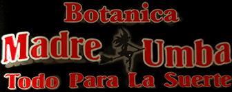 Botanica Madre Umba - logo