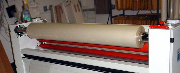 Flyer printing machine