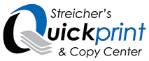 Streicher's Quickprint and Copy Center - Logo