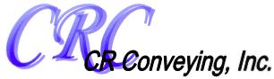 CR Conveying Inc - Logo