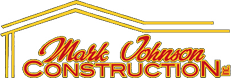 Mark Johnson Construction, Inc.  Logo