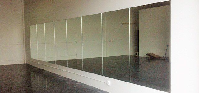 Custom Mirror Installation Frames Oklahoma City Ok