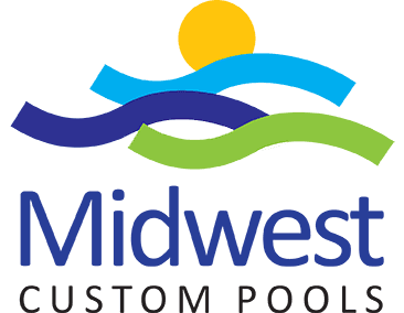 Midwest Custom Pools - Logo