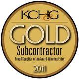 KCHG Gold logo