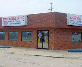 Rolla Family Clinic | Primary Care | Walk-in | Rolla, MO