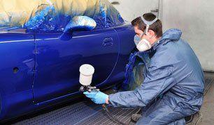 Auto paint supply