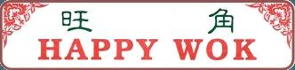 Happy Wok - Logo