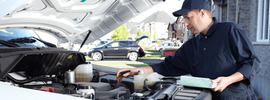 Safety and Emission Inspection