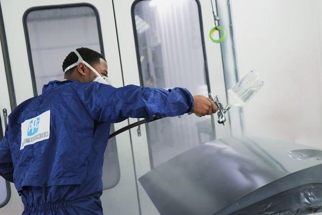 Rod S Custom Collision Repair Center Auto Body Repair