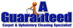 A Guaranteed Carpet Cleaning Inc Logo