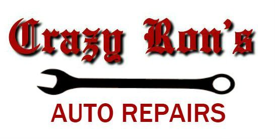 Crazy Ron's Total Auto Repair-Logo