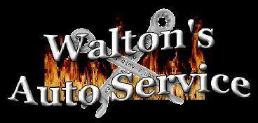 Walton's Auto Service - logo