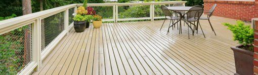 Deck Installation | Railings | Faribault, MN