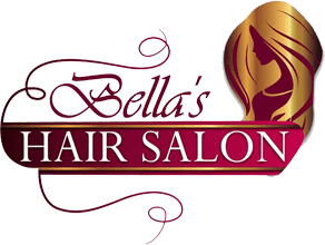 Bella's Hair Salon & Dry Bar-Logo