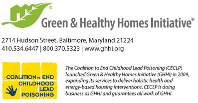 Green healthy homes initiative