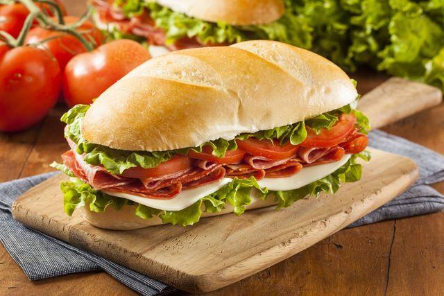 Sub and Sandwich