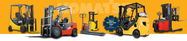 New Forklifts | Forklift Sales and Service | Dallas, TX
