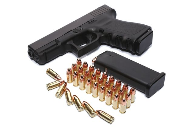 New and used handguns