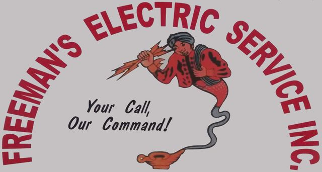 Freeman's Electric Service Inc - Logo