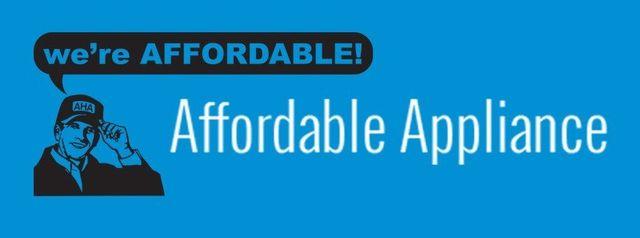 Affordable Appliance Service & Repair   Richmond, VA