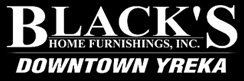 Black's Home Furnishings - Logo