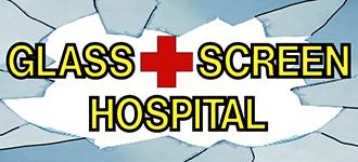 Glass + Screen Hospital - logo