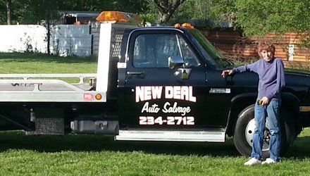 New Deal Auto >> New Deal Auto Salvage Used Auto Parts Waterloo Ia