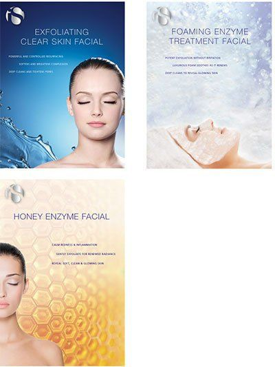 Facial treatments from is clinical opinion you