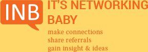 It's Networking Baby - logo