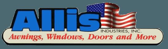 allis awnings windows doors and more logo