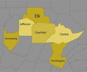 LashN LLC service area map