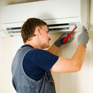 Air-conditioning service