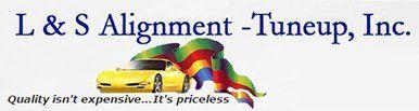 L & S Alignment - Tuneup, Inc. - Logo