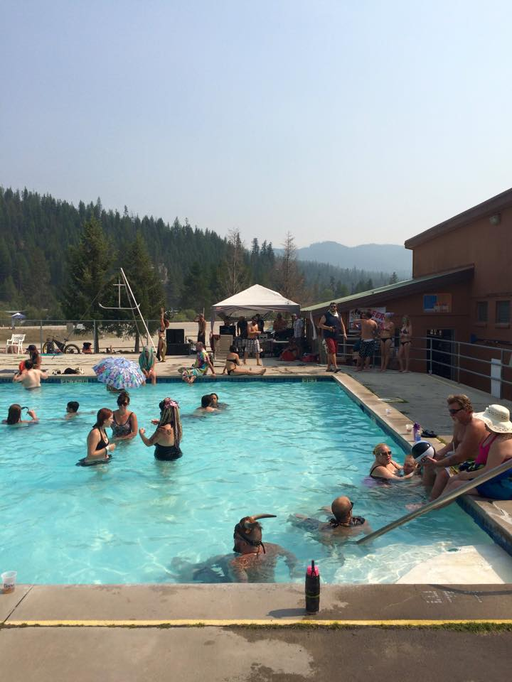 Lolo Hot Springs | Hot Spring Pools | Lolo, MT