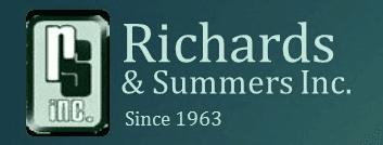 Richards & Summers Inc logo