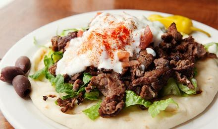 Phoenicia greek and lebanese cuisine wraps redlands ca gyro salad forumfinder Choice Image