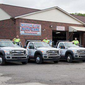 Motor City Auto Care