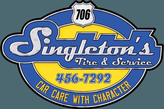 Singleton's logo