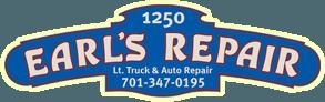Earl's Repair - Logo