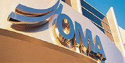 Oma Sign Building