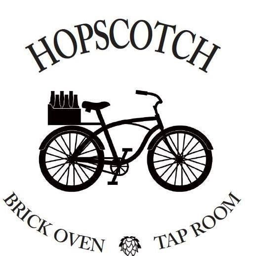 Hopscotch Brick Oven & Taproom - Logo