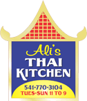 Ali's Thai Kitchen - Logo