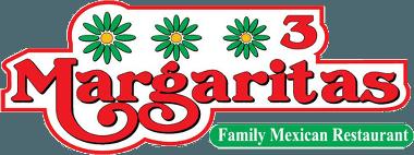 3 Margaritas Loveland - logo