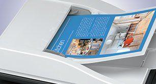sharp C300W printer